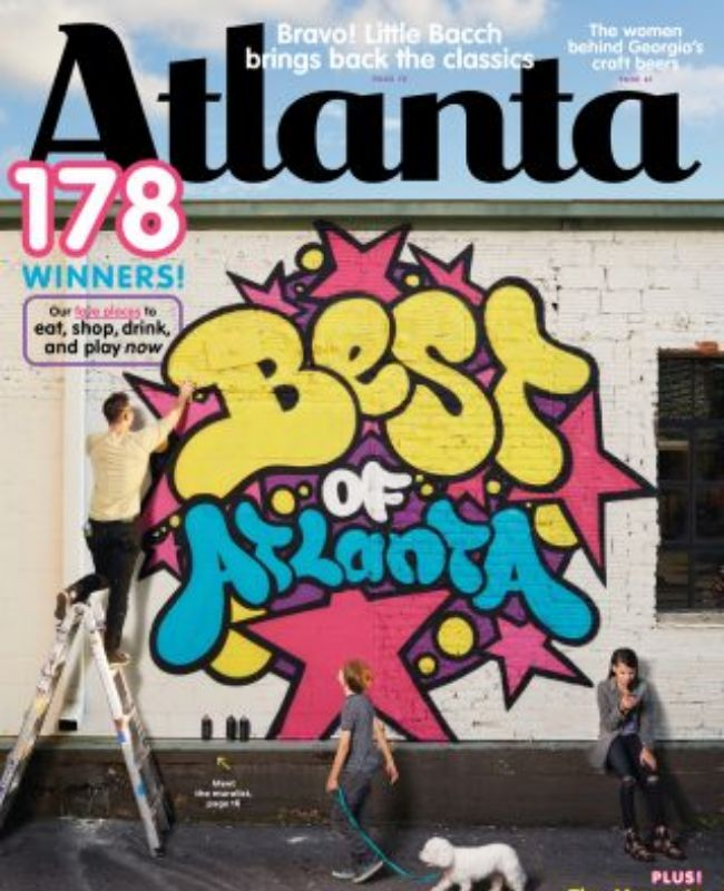 Atlanta Magazine – Reader's Choice: Best Salon OTP – November 2015