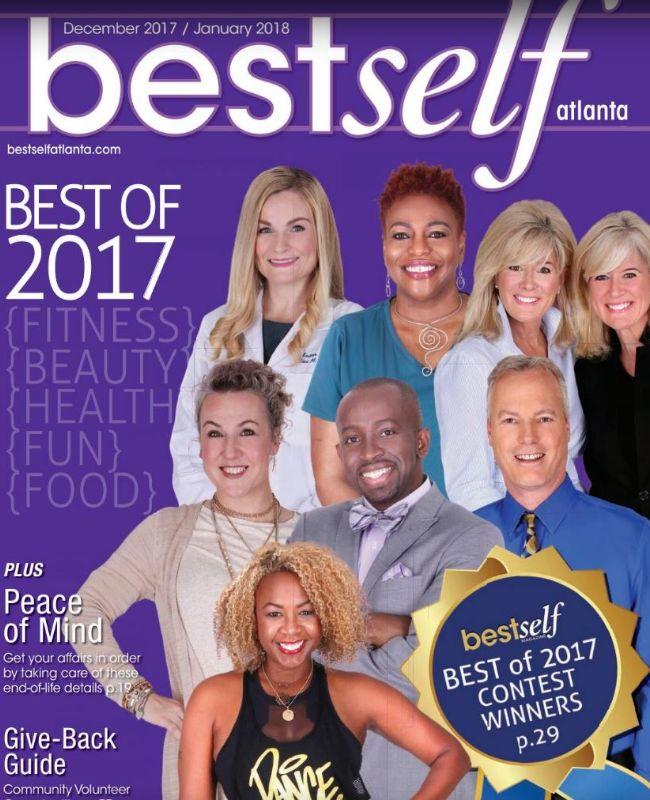 Best Self Atlanta – Best Hair Salon for Color – November 2017
