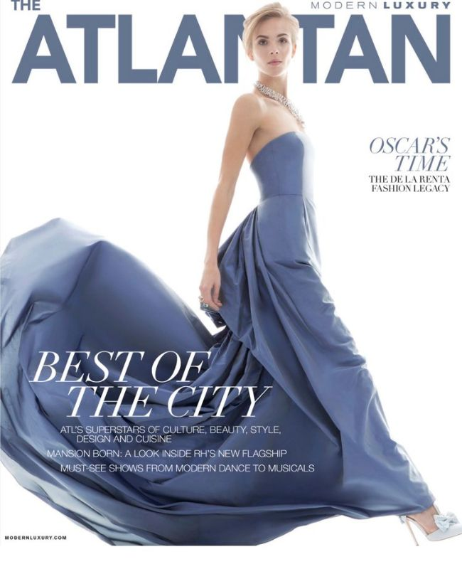 The Atlantan – Best Salon – January 2015